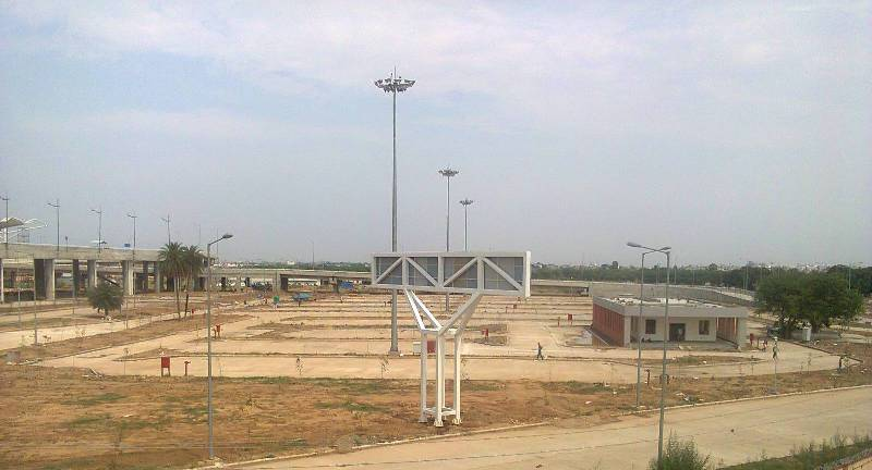 Chandigarh international airport parking