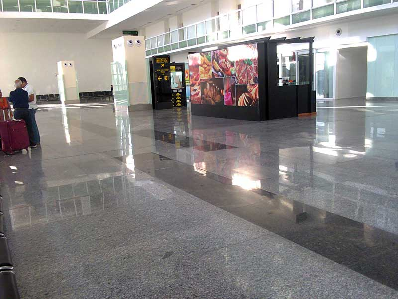 Faclities Chandigarh Airport